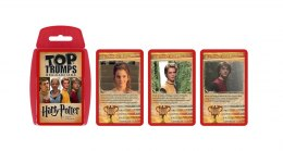 GRA KARCIANA TOP TRUMPS HARRY POTTER I CZARA OGNIA