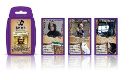 KARTY TOP TRUMPS HARRY POTTER I WIĘZIEŃ AZKABANU